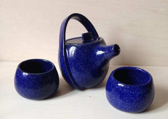 Théière tasse - Céramique design