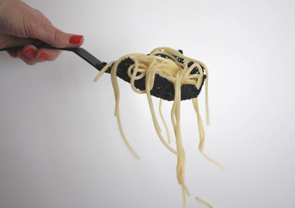 Dentelle - Ustensile de cuisine - Cuillere spaghetti