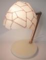 wax - Lampe cire cellulose avec couture